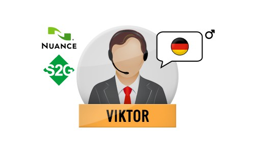 S2G + Viktor Nuance Voice
