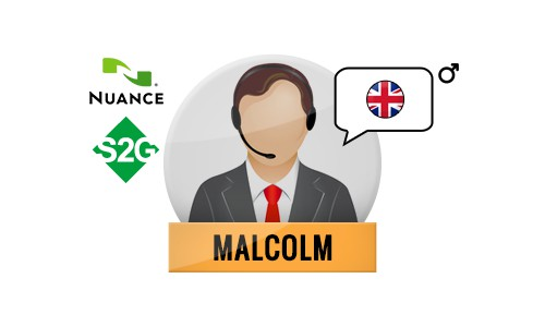 S2G + Malcolm Nuance Voice