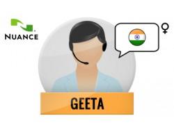 Geeta Nuance Voice