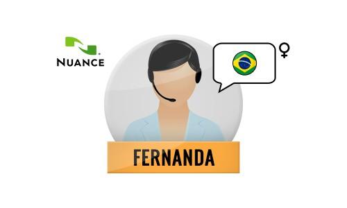Fernanda Nuance Voice