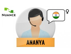Ananya Nuance Voice