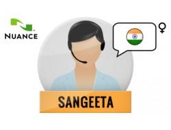 Sangeeta Nuance Voice