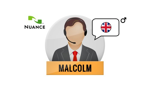 Malcolm Nuance Voice