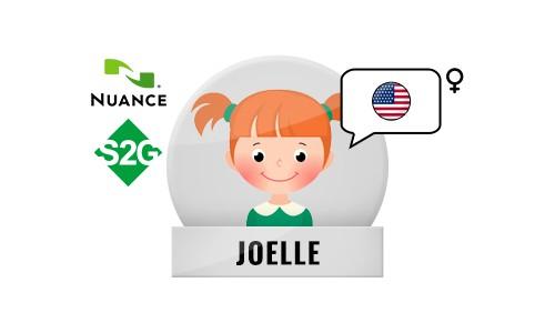 S2G + Joelle Nuance Voice