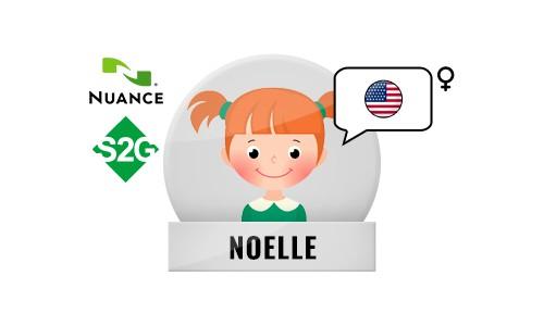 S2G + Noelle Nuance Voice