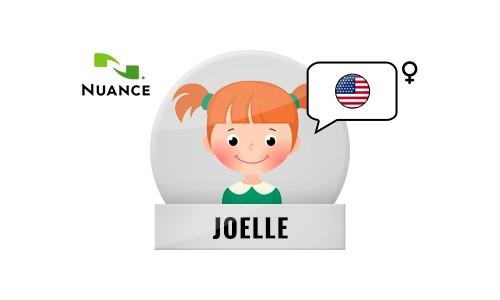 Joelle Nuance Voice