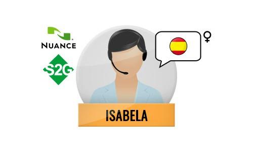 S2G + Isabela Nuance Voice
