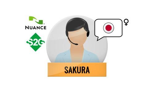 S2G + Sakura Nuance Voice