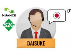 S2G + Daisuke Nuance Voice