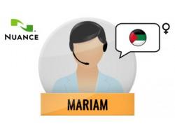 Mariam Nuance Voice