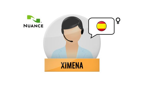 Ximena Nuance Voice
