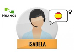 Isabela Nuance Voice