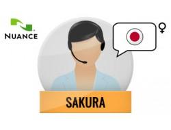 Sakura Nuance Voice