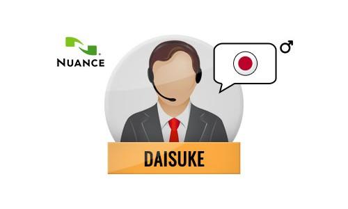 Daisuke Nuance Voice