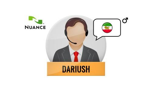 Dariush Nuance Voice