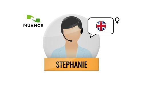 Stephanie Nuance Voice