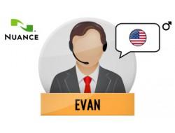 Evan Nuance Voice
